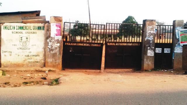 Anglican Commercial Grammar School, Osogbo