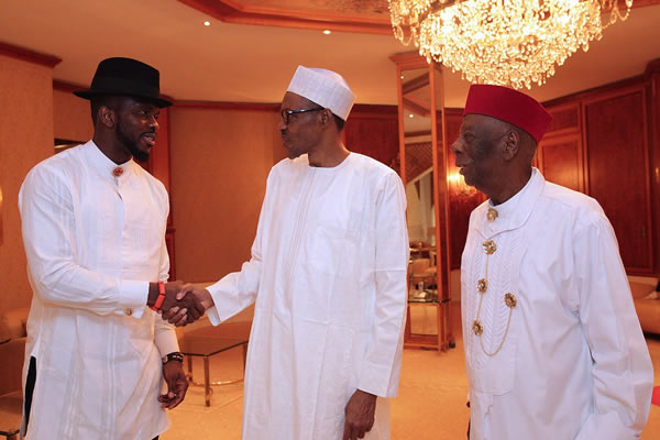 Buhari meets Ogoni leaders3
