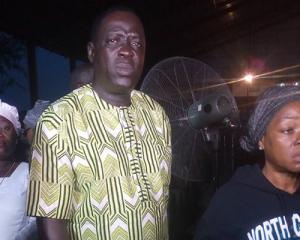 PHOTOS: Memorial Service for Moji Olaiya