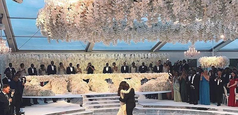 Billionaire Alakija S Son Marries Model Heart Throb In 6m