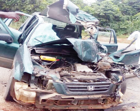 Four die in Lagos-Ibadan Expressway auto crash