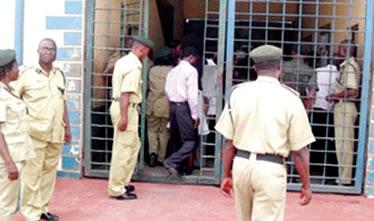 prisons officials