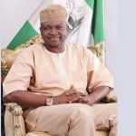 For the umpteenth time, Fayose states presidential ambition, writes PDP