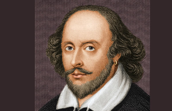 William shakespeare gay