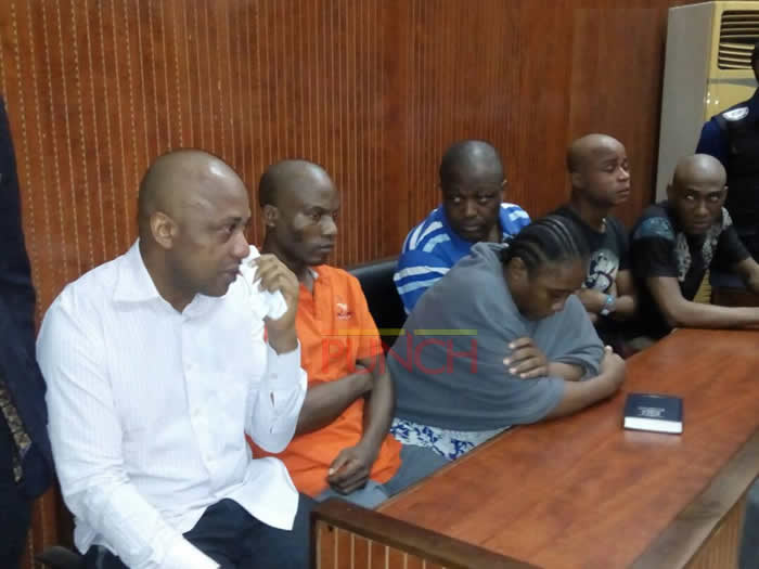 Evans in court for second arraignment