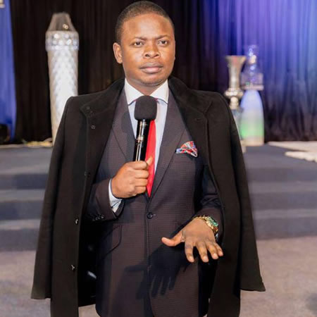 Shephered Bushiri