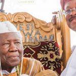 Olubadan sues Gov Ajimobi, 23 others