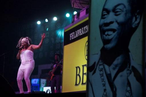 Erykah Badu Curates New Fela Kuti Box Set