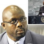 Liberia poll: George Weah visits Synagogue