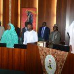 President Buhari presides over FEC meeting, leaves for Turkey
