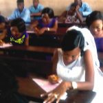 I was determined not to 'carry over' the course  –Bride who took exam in her wedding gown
