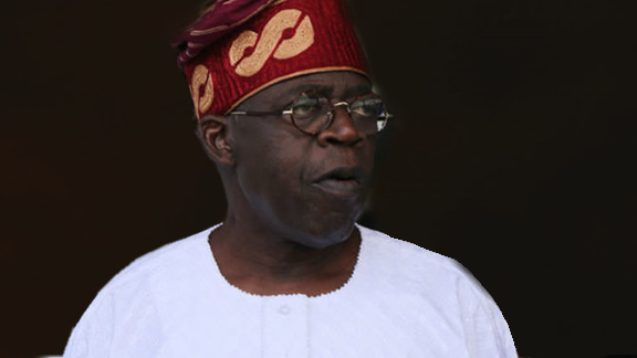 2019: I can`t be Buhari`s running mate, says Tinubu
