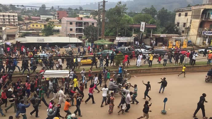Cameroon anglophone separatist leader extradited from Nigeria