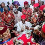 Buhari congratulates Obiano, promises Nigerians credible elections
