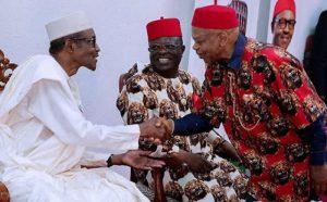 Buhari-shaking-chiefs
