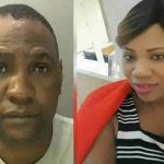 Jealous husband axes wife 40 times, throws away her body