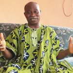 As a war correspondent, we were told to eat dead people as suya    –Sobowale
