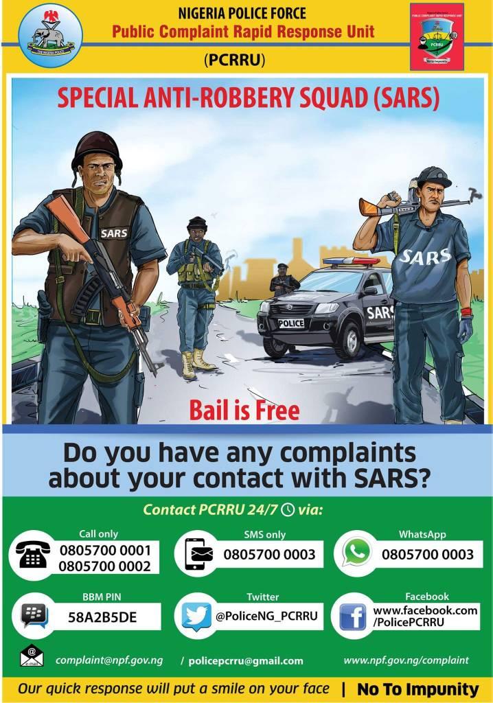 PCRRU SARS