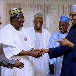 Buhari hosts northern senators in Daura