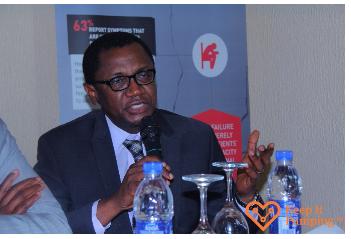 Consultant Cardiologist, University of Abuja Teaching Hospital (UATH), Dr. Dike Ojji,