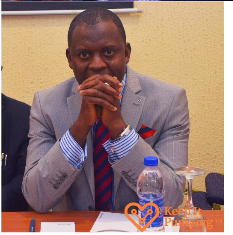 Chairman of the Occasion/Consultant Cardiologist, Obafemi Awolowo University Teaching Hospital (OAUTH), Prof. Micheal Balogun