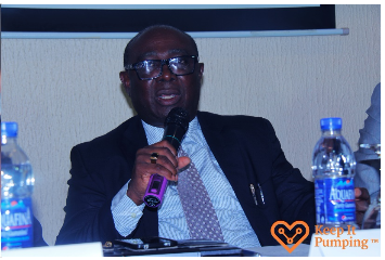 Consultant Cardiologist, University of Port Harcourt Teaching Hospital (UPTH), Dr. Maclean Akpa