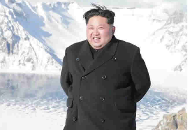 Kim calls on North to mass-produce nukes, missiles
