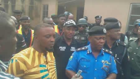 Image result for Police arrest alleged Badoo cult's herbalist