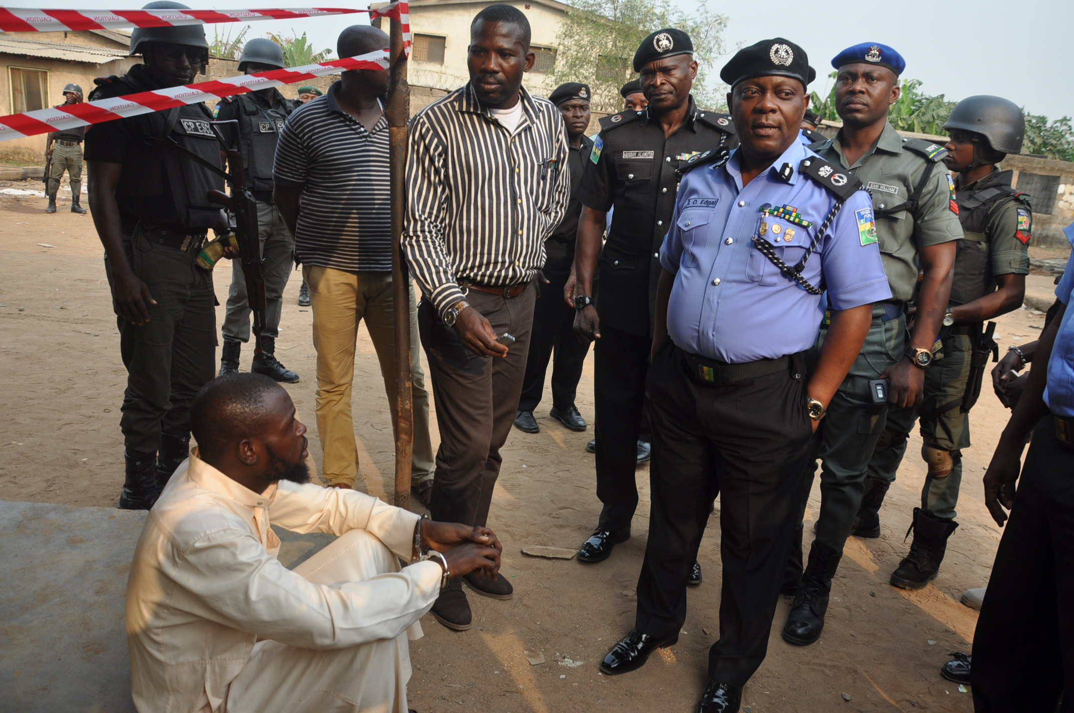 Muslim cleric arrested with human heart, private organs in Lagos
