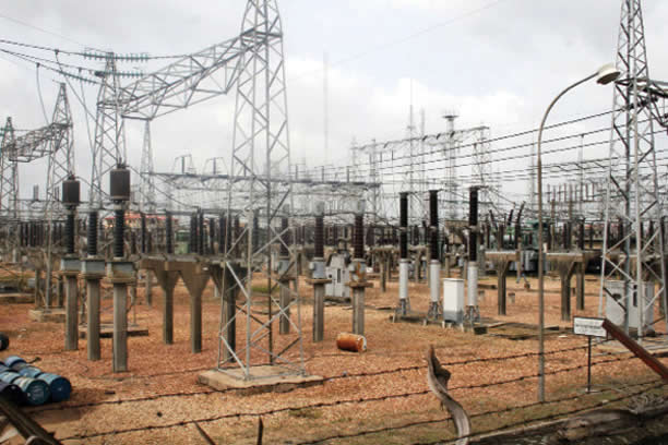 Image result for Power grid collapses six times in eight days